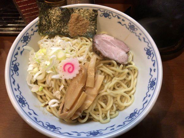 「まぜそば(750円)」@俺の麺 春道の写真