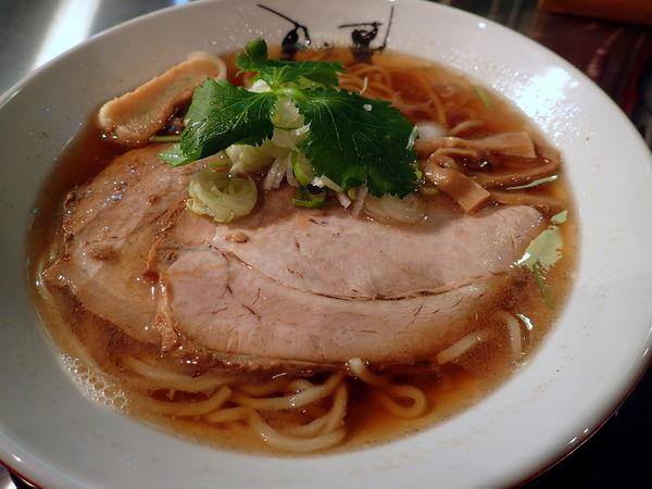 「津軽煮干中華」@津軽煮干中華蕎麦 サムライブギーの写真