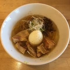徳島鶏塩らーめん 錦の写真