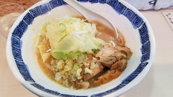 「とり二郎 ノーマル」@とり麺や五色の写真