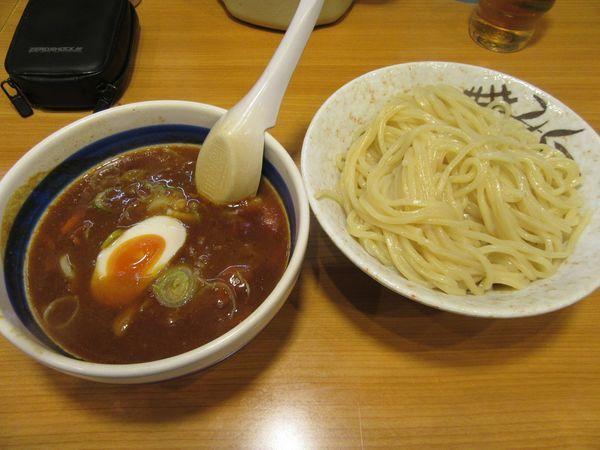 「カレーもりそば(850円)」@東池袋大勝軒 うさぎ家の写真