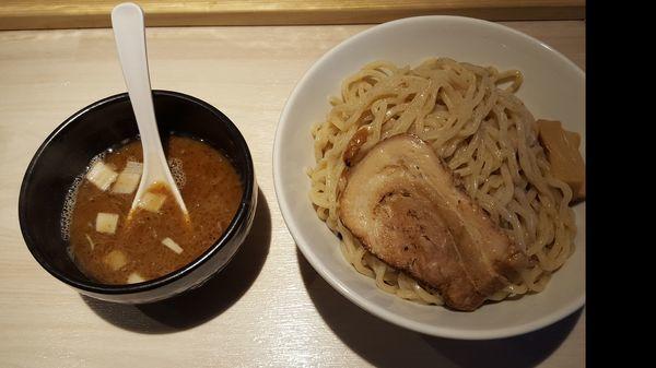 「つけ麺 大盛 ¥880」@八王子 麺屋土竜の写真