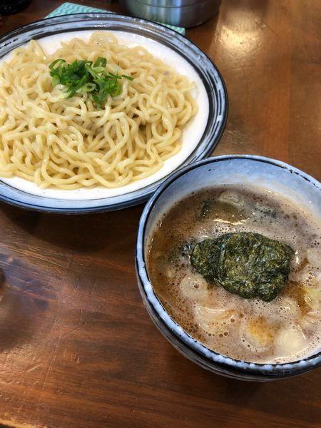 「つけ麺」@らーめん ひとふんばりの写真