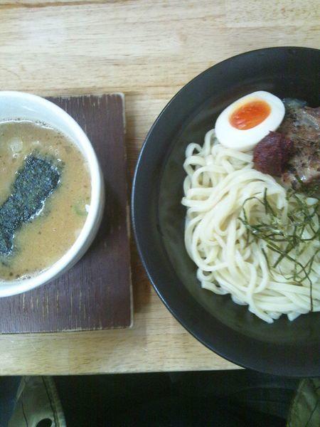 「信州味噌つけ麺 軟骨スペシャル」@麺屋 白神の写真