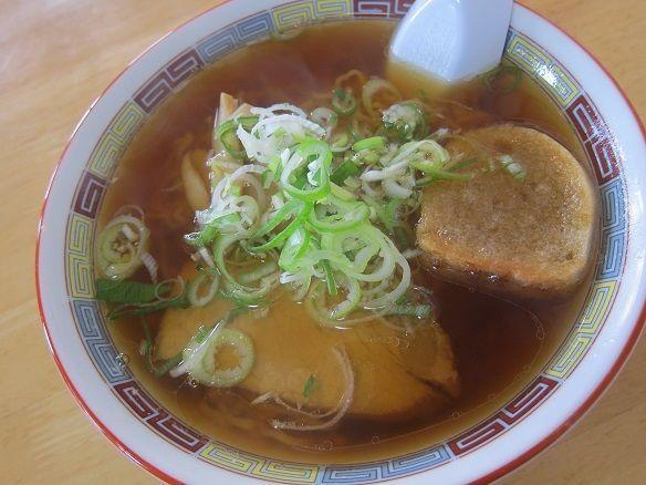 「中華そば 細麺」@いわき食堂の写真