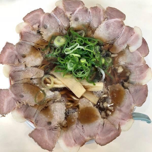 「チャーシュー麺 (730円)」@尾道ラーメン 丸ぼしの写真