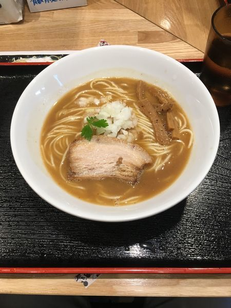 「ラーメン」@麺屋 睡蓮の写真