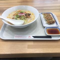 長崎ちゃんぽん リンガーハット アクアシティお台場店の写真