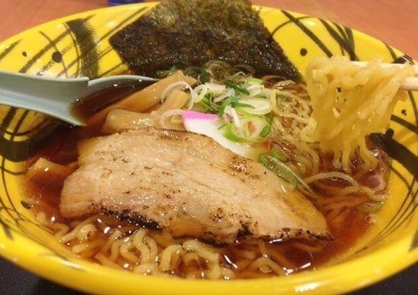 「あっさり醤油ラーメン(680円)」@炙りチャーシューラーメン 口福軒の写真