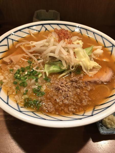 「昼限定 味噌ラーメン」@味香房 海居人の写真