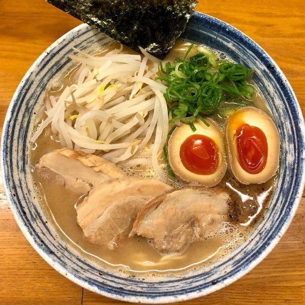 「味玉チャーシュー麺 (1,000円)」@麺屋 一の写真