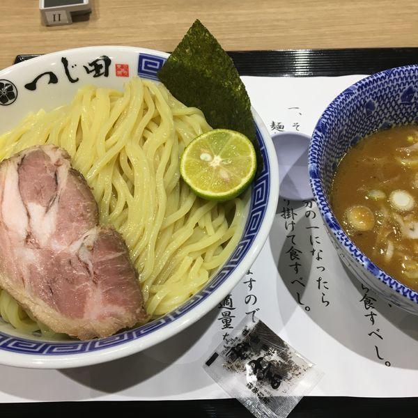 「つけ麺 大盛り」@つじ田 ららぽーと湘南平塚店の写真