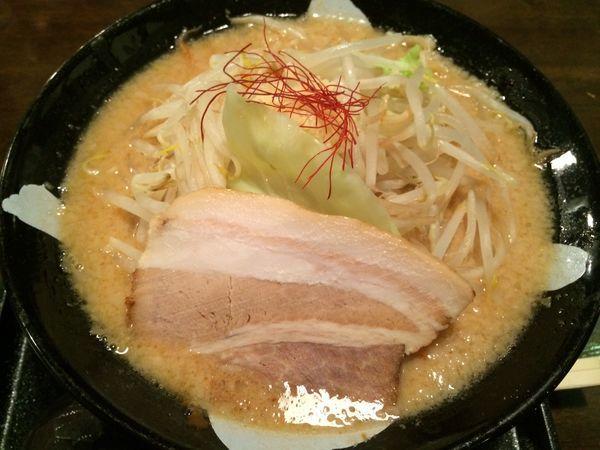 「味噌豚 基本」@麺賊喜三郎の写真
