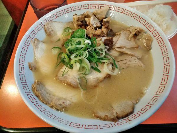 「チャーシュー麺」@金龍ラーメン 本店の写真