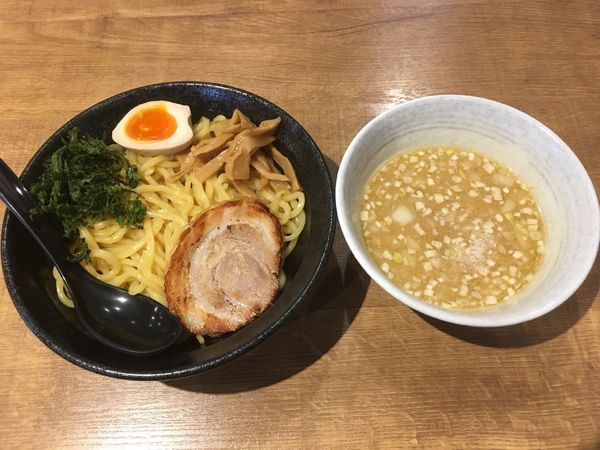 「つけ麺(大盛無料、豚チャーシュー、800¥)」@麺屋 飛翔の写真
