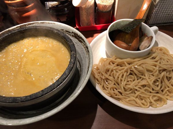 「つけ麺」@ばっこ志の写真