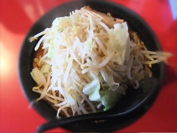 「【冬季限定】濃厚味噌ラーメン」@麺や 唯桜の写真