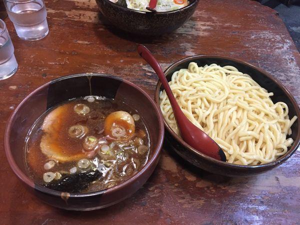 「つけ麺(大盛)¥780」@竹屋 新秋津店の写真