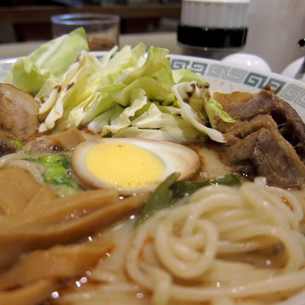 「太肉麺 950円」@桂花 本店の写真