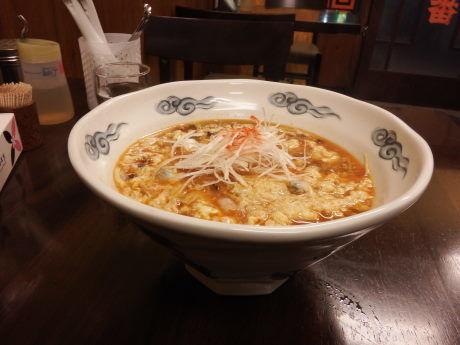 「ふわふわたまごの担々麺」@中華料理 五十番の写真