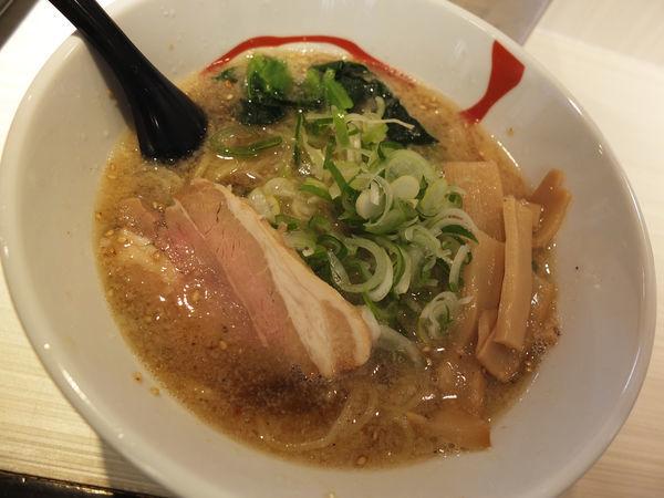 「しょうゆラーメン(こってり)」@麺屋はるの写真