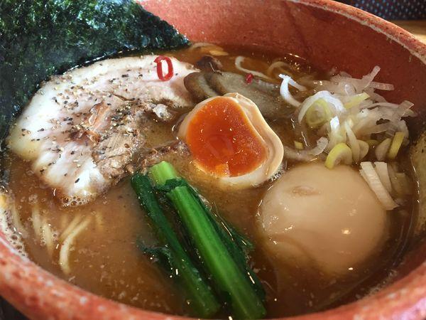 「あってり麺 みそ味」@あってりめんこうじの写真