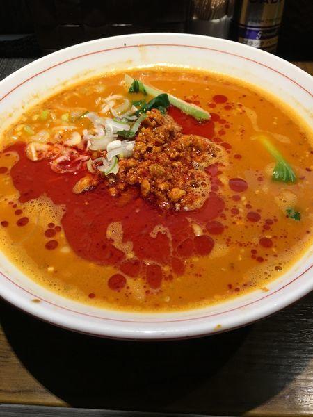 「担々麺」@麺屋 じねんの写真