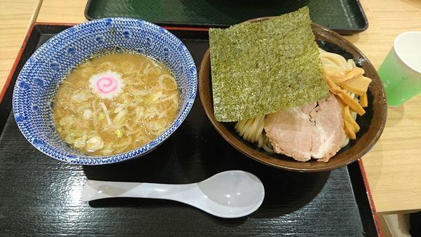 「つけめん(中)730」@舎鈴 イオン北戸田店の写真