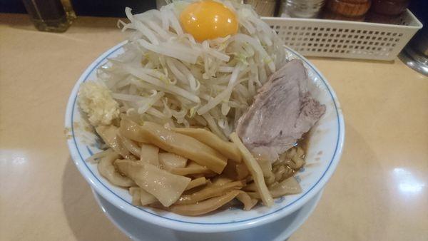 「混ぜそば」@らーめん大 高円寺店の写真