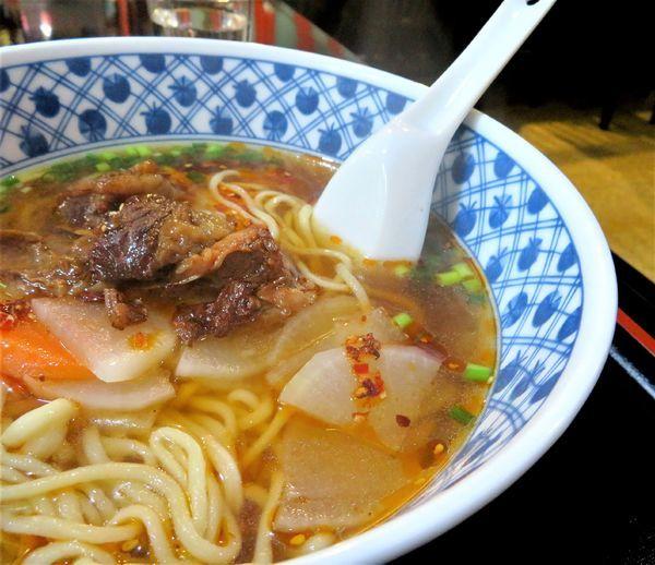 「牛肉拉麺(780円)」@中国蘭州牛肉拉麺 王記 横浜店の写真