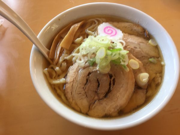 「チャーシュー麺」@佐野青竹手打ちラーメン いしかりの写真