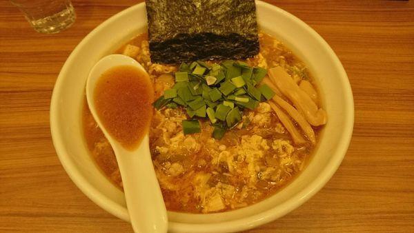 「さざんか担々麺_840円」@麺家 さざんかの写真