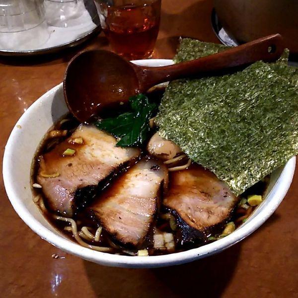 「醤油すぺしゃる(濃口)」@八幡だんちょうてーの写真