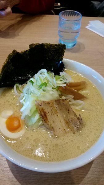 「らーめん」@つけ麺らーめん 春樹 イオンモール東久留米店の写真