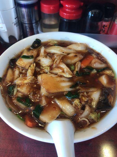 「94 龍門麺¥840」@龍門飯店の写真