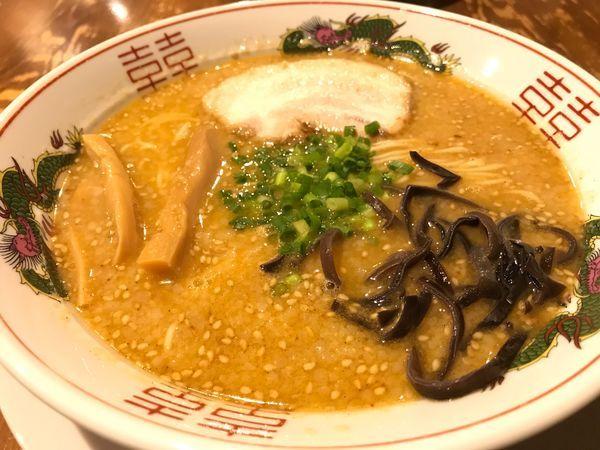 「ミソラーメン」@麺屋 BONCHIの写真
