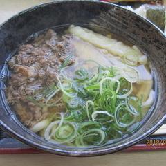 吉志PA上り フードコートの写真