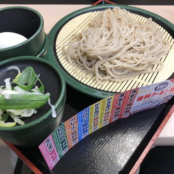 「もりたま(¥320)※」@ゆで太郎 南青山一丁目店の写真