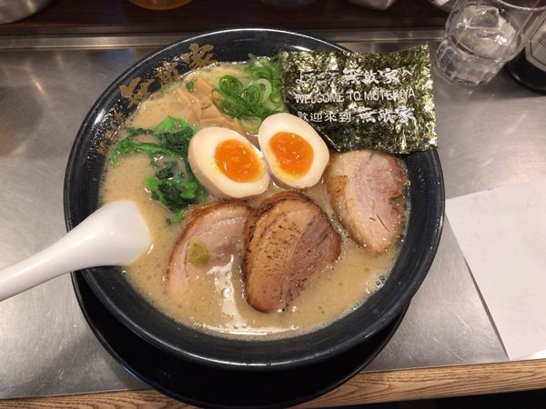 「本丸麺」@麺創房 無敵家の写真