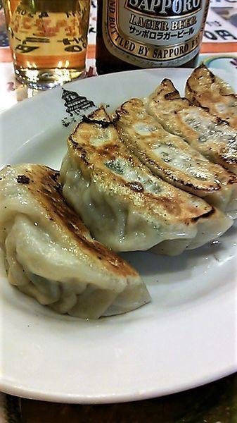 「焼ぎょうざ」@中華料理 鳳蘭の写真