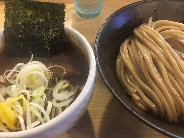 「つけ麺小830円」@麺屋 たけ井 本店の写真