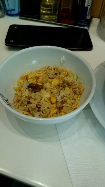 「チャーハン(ハーフ)」@らぁ麺食堂 吉凛の写真