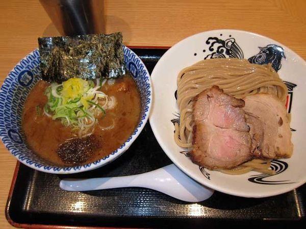「濃厚つけ麺並 880円」@松戸富田麺業の写真