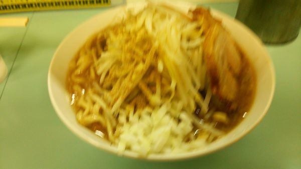 「リッチ ヤサイ 魚粉 タマネキ」@らーめん☆王子の写真