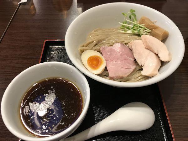 「醤油つけ麺」@らぁ麺 幸跳の写真