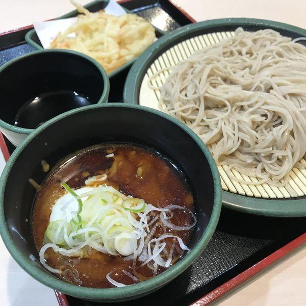 「朝そば(玉子)(¥330)+カレールー(クーポン)」@ゆで太郎 淡路町店の写真