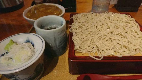 「カレー丼セット760円」@満留賀 池袋店の写真
