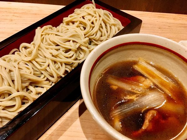 「☆本鴨せいろ☆」@石臼挽き蕎麦 とよじの写真