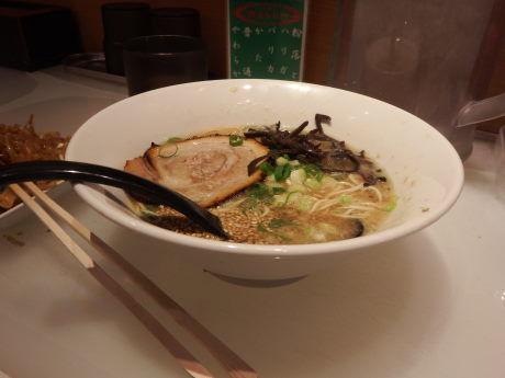 「ミニラーメン」@九州博多らーめん麺屋 悟空 立川店の写真