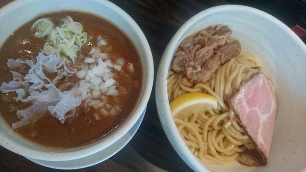 「つけ麺」@(麺)並木商事の写真